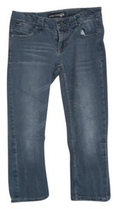 Paris Blues Capri/Cropped Denim
