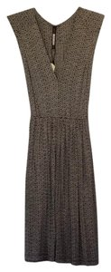 Plenty by Tracy Reese short dress Gray & black on Tradesy