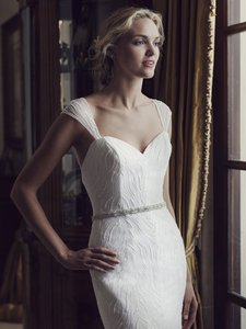 Casablanca 2238/poppy Wedding Dress