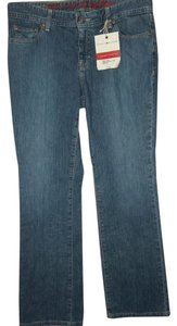 Tommy Hilfiger Like New Casual 5 Pocket Boot Cut Jeans-Light Wash