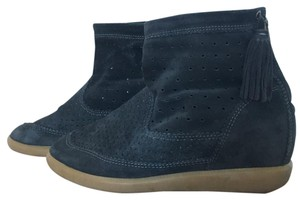 Isabel Marant Faded black Boots