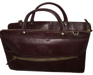 Leather laptop or briefcase Laptop Bag