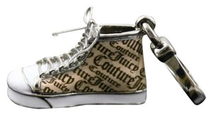 Juicy Couture New Juicy Couture Hi-top Running Shoe Sneaker Charm (Retired)