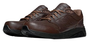 New Balance Mens Womens Unisex Walking Brown Athletic