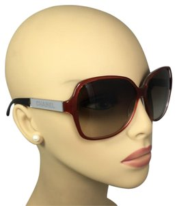 Chanel Red and Torotise Collection Miroir Chanel Sunglasses 5168 c.1186/3B 59