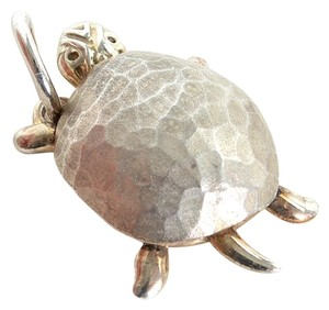 Tiffany & Co. RDC7290 Tiffany & Co. Sterling Silver Turtle Charm by Paloma Picasso