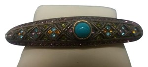 Heidi Daus Hinged Bracelet Retired Collection Size small