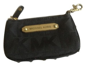 Michael Kors Michael Kors Black coin purse