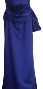 Mackenzie Michaels blue formal/bridal/prom long dress Dress