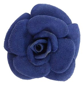 Other Blue Flower Brooch