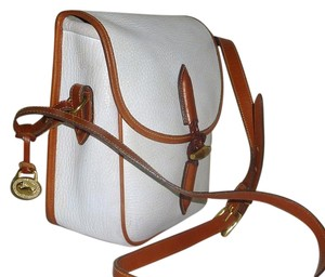 Dooney & Bourke Toggle Brass Duck Adjustable Cross Body Bag