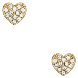 Kate Spade Kate Spade Heart Stud Earrings