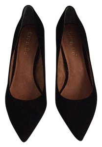 Anthropologie Black Pumps