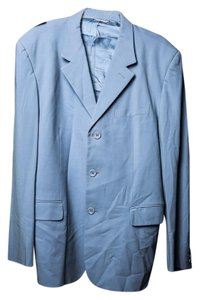 Versace Gianni Versace Couture Baby Blue Suit for MEN