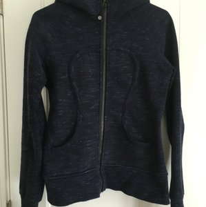 Lululemon Warm Thumbholes Jacket Jacket