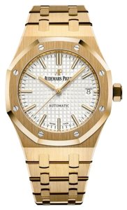 Audemars Piguet Pre-Owned Audemars Piguet Royal Oak 14790BA.00.0789ba.01 Gold Watch