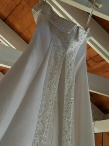 Michelangelo U8444 Wedding Dress