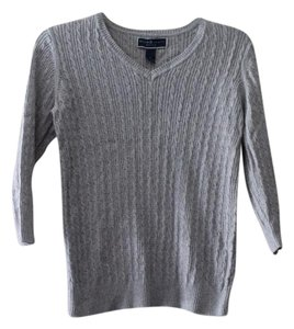 Karen Scott Top grey