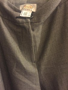 Talbots Trouser Pants black and white