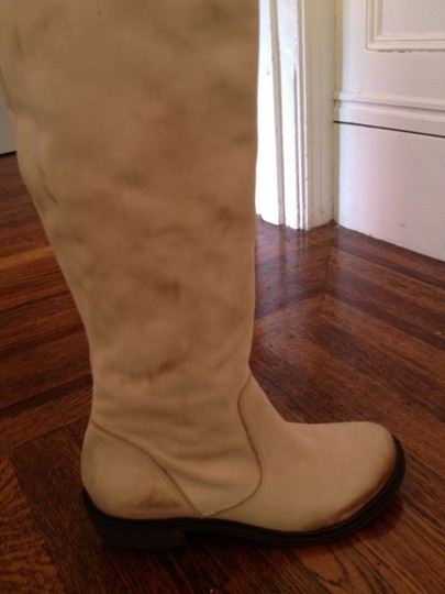 MIA Natural Leather Boots