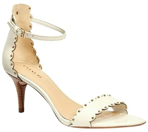 Coach Chalk Pumps