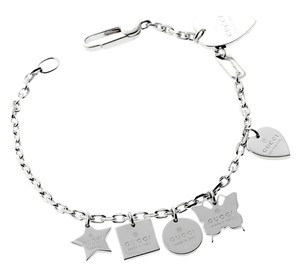 ffaac0559 Silver Gucci Bracelets - Up to 90% off at Tradesy