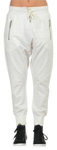 Dsquared2 Athletic Pants White