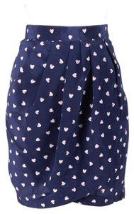Yumi Kim Mini Skirt Blue