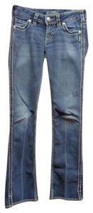 Silver Jeans Co. Frances Boot Cut Jeans-Medium Wash