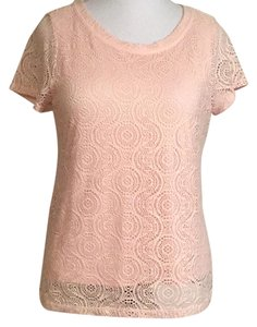 Banana Republic Top Pastel Pink