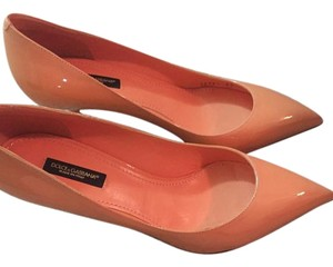 Dolce&Gabbana Orange nude Pumps