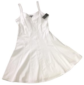 Ralph Lauren short dress WHITE DENIM on Tradesy