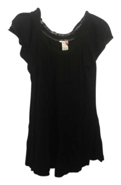 Juicy Couture Swim Coverup Ruffled Edge Tunic