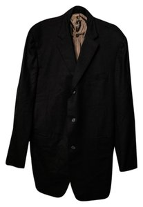 Hugo Boss Men Wool Black Blazer