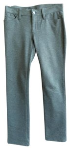 Ann Taylor Slim Heather Skinny Pants Grey