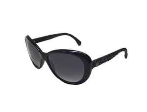 Chanel CH 5241 501 - BLACK POLARIZED CHANEL SUNGLASSES -FREE 3 DAY SHIPPING