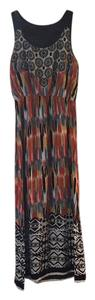 Multi Maxi Dress by Angie