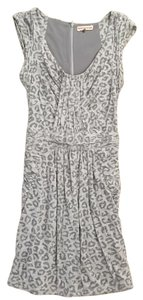 Rebecca Taylor Worn Only Once Leopard Print Dress