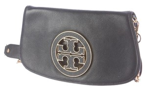Tory Burch Textured Hardware Shoulder Bag