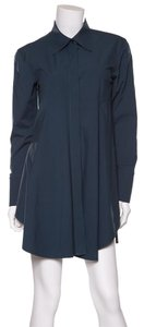 Donna Karan short dress Blue on Tradesy
