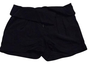Banana Republic Dress Shorts Black