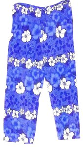 Castaways by Cramer Hibiscus Floral Pants