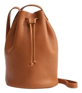 BAGGU Made In America Bucket Shoulder Bag