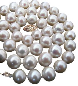 Other AKOYA Pearl Necklace 14K Gold AAA Freshwater Pearls, 3 Color Choices