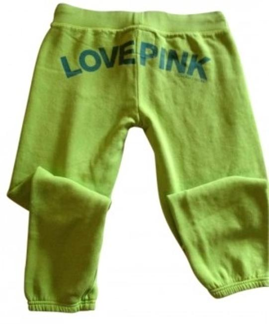 Preload https://item1.tradesy.com/images/pink-neon-green-capris-size-6-s-28-191325-0-0.jpg?width=400&height=650