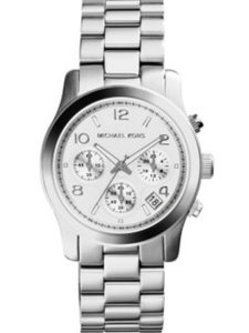 Michael Kors MICHAEL KORS STAINLESS STEEL RUNWAY WATCH
