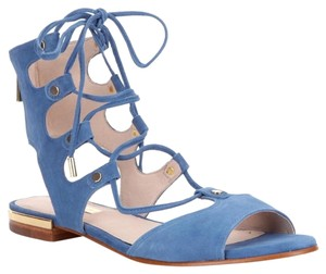 Louise et Cie Blue jean Sandals