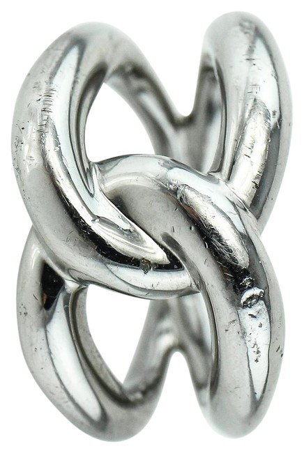 Michael Kors * Stainless Steel Intertwined Ring Michael Kors * Stainless Steel Intertwined Ring Image 1