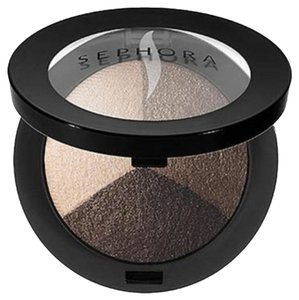 Sephora MicroSmooth Baked Eyeshadow Trio COLOR 11 Indian Summer