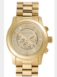 Michael Kors MICHAEL KORS GOLD RUNWAY WATCH